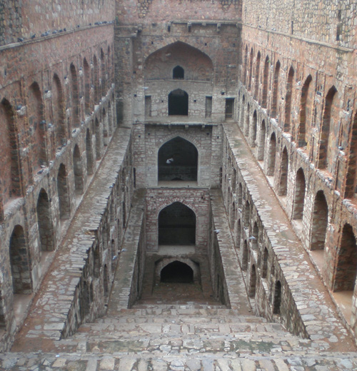 Ugrasen Ki Baoli in CP